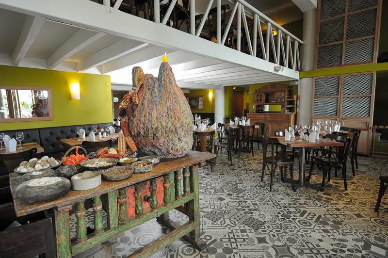 inka grill local