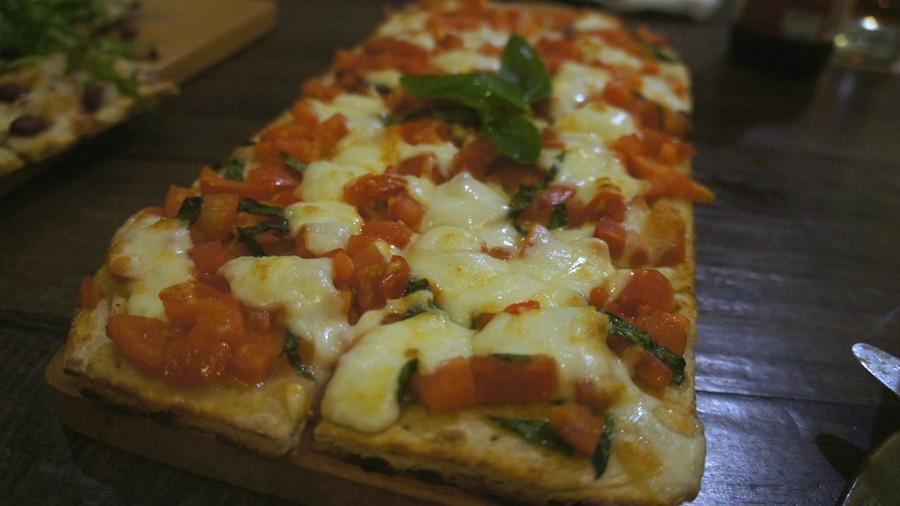 Pizza Margherita Especial