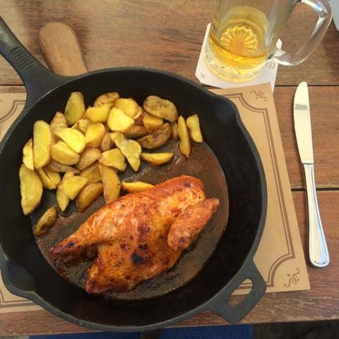 Pollo - La Ladrillera