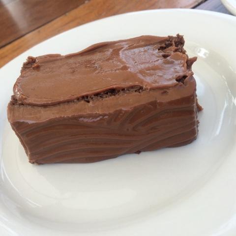 Torta de chocolate - La Ladrillera