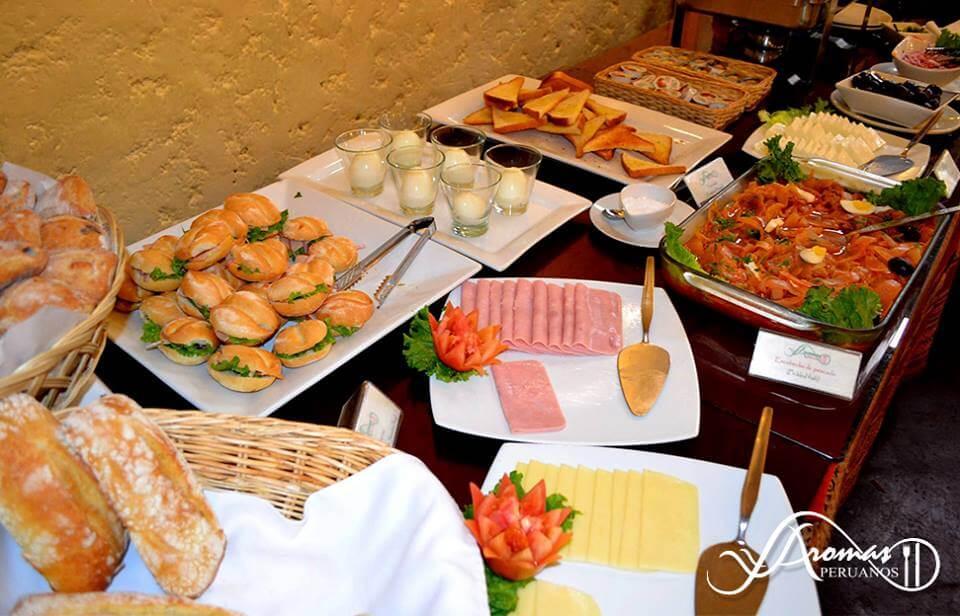 Los mejores buffet de lima mesa 24 7 - Mesas de desayuno ...
