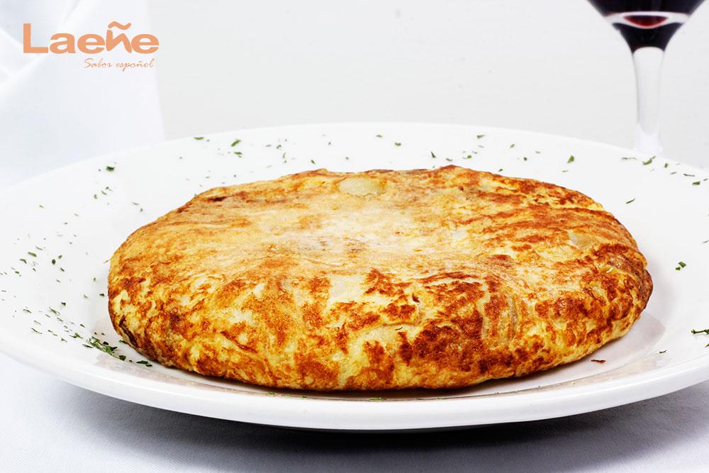 tortillo espanola