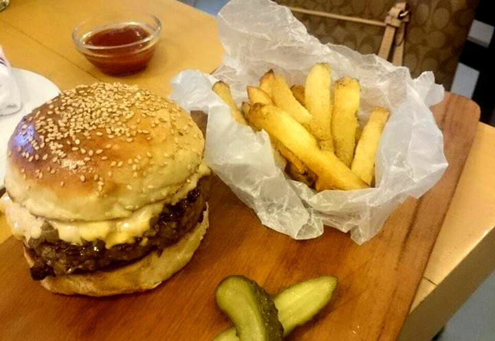 a&bistro hamburguesa