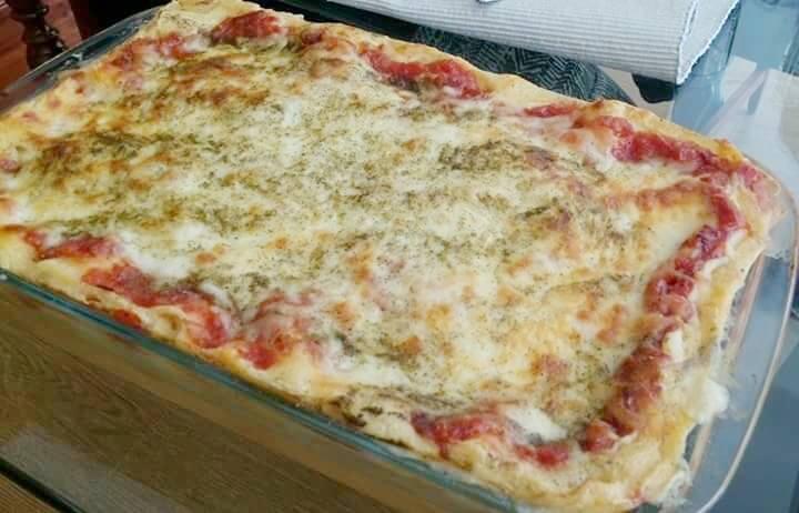 CATERING - lasagna