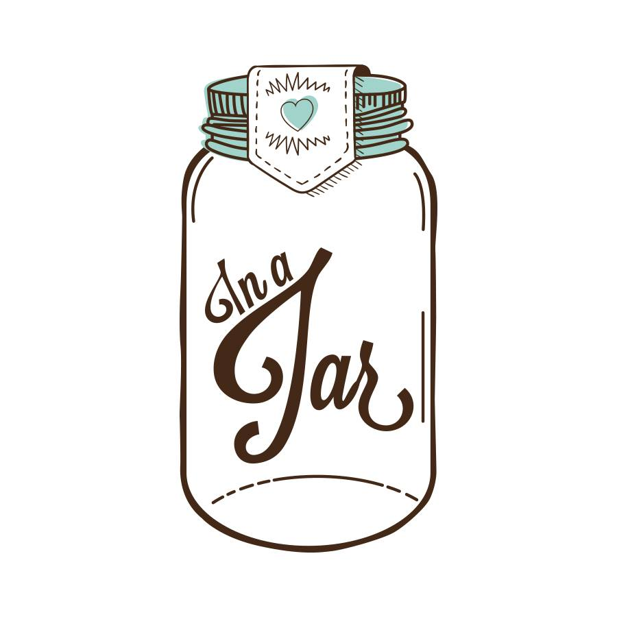in a jar logo