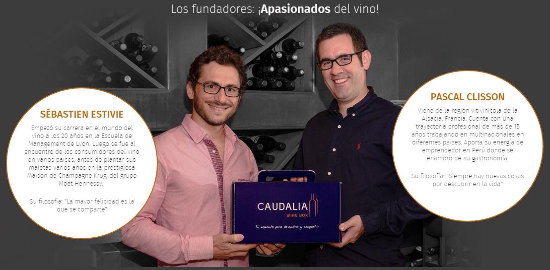 fundadores wine box