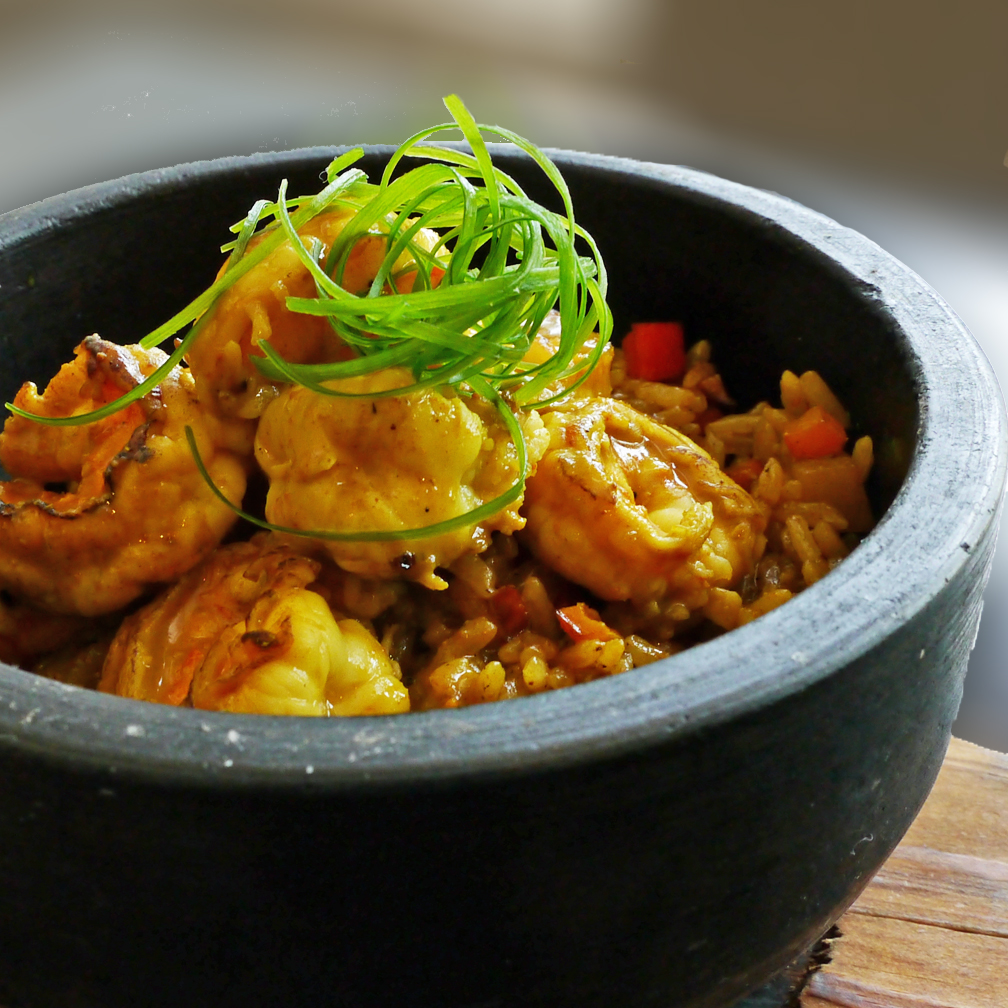 Oriental thai rice
