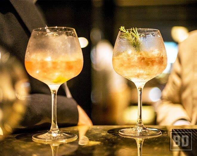 gin bottega dasso