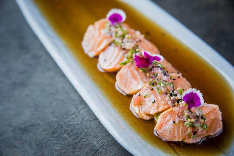 tosa-mi-de-salmon-laminas-de-salmon-selladas-con-palta-fuerte-pepino-japones-y-chalaca-de-jalapen%cc%83os-al-estilo-samurai-matria