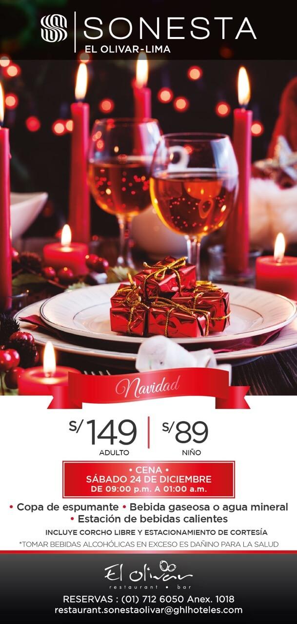 Cenas almuerzos y tea time por navidad y a o nuevo mesa - Cenas para navidad 2015 ...