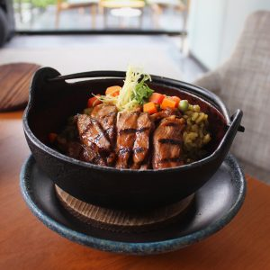 arroz con pato toshi nikkei mesa247